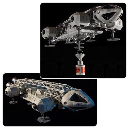 Space 1999 Eagle with Cargo Pod 1:48 Scale Model Kit