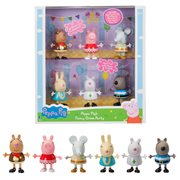 Peppa Pig Fancy Dress Party 6-Pack Figures