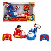 Ryan's World Bumper Car Twin Pack