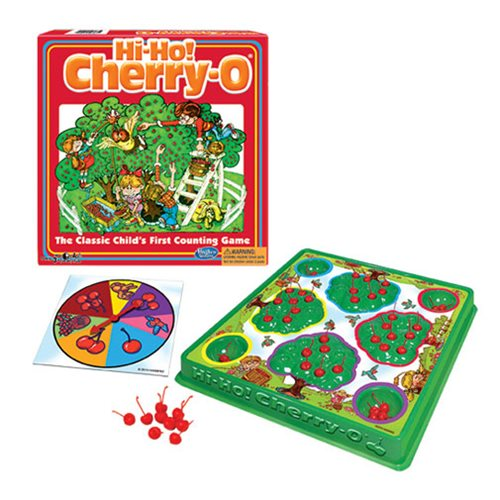Hi-Ho! Cherry-O Game