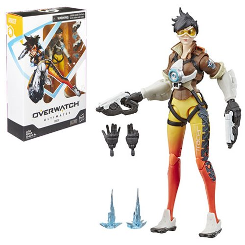 Overwatch Ultimates Tracer 6-Inch Action Figure