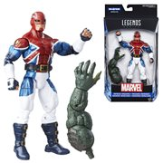 Captain America Civil War Marvel Legends Captain Britain Action Figure