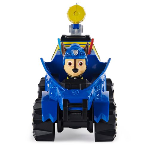 PAW Patrol Dino Rescue Chase's Deluxe Rev Up Vehicle