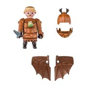 Playmobil 70044 Dragons Fishlegs with Flight Suit