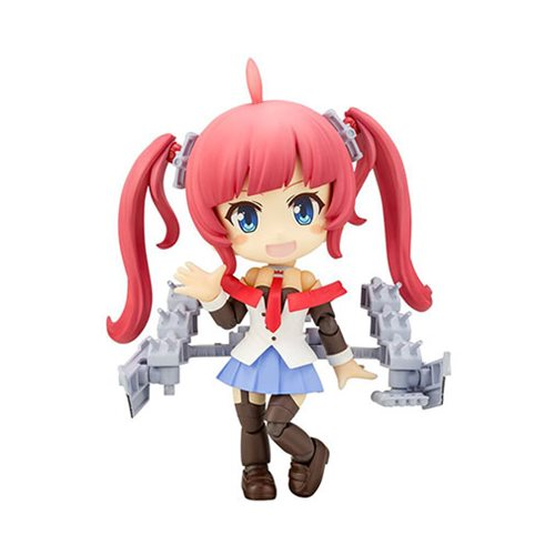 Azur Lane San Diego Cu-Poche Action Figure