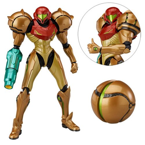Metroid Prime 3: Corruption Samus Aran Figma Action Figure