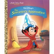 Disney Classic Fantasia The Sorcerer's Apprentice Little Golden Book