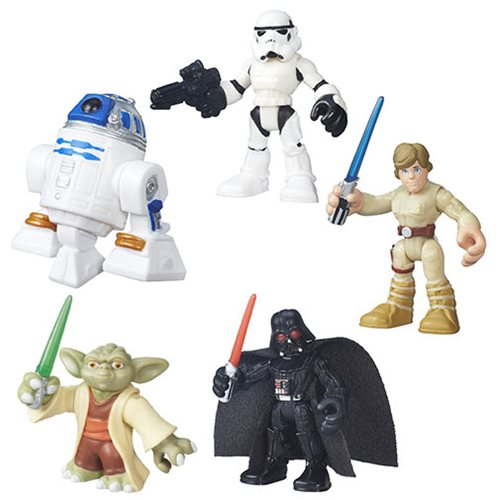 Star Wars Galactic Heroes Single Figures Wave 1 Set
