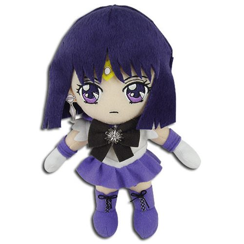 Sailor Moon S Sailor Saturn 8-Inch Plush