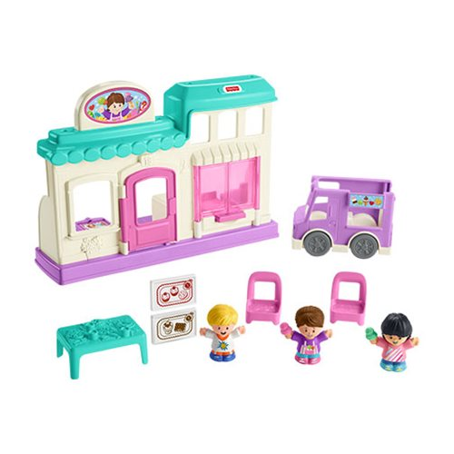Fisher-Price Little People Time for a Treat Gift Set
