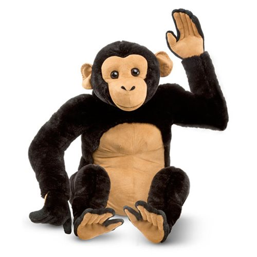 Chimpanzee Plush Toy
