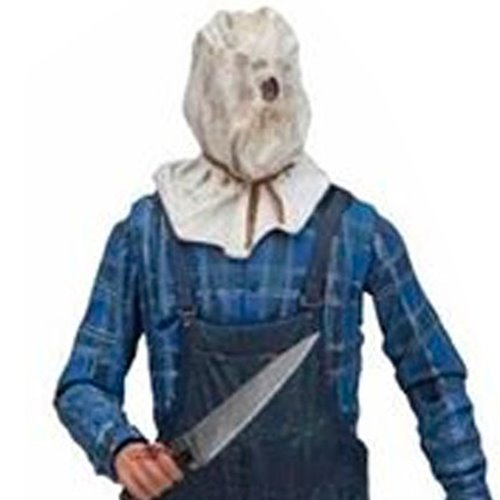 "NECA Friday the 13th Part 2 II Jason Voorhees Ultimate 7/"" Action Figure"