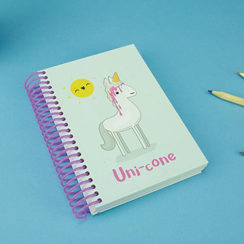 Uni-cone Notebook