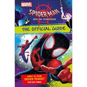 Marvel Spider-Man Into the Spider-Verse The Official Guide Hardcover Book