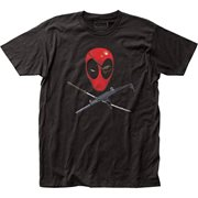 Deadpool Eyepatch T-Shirt