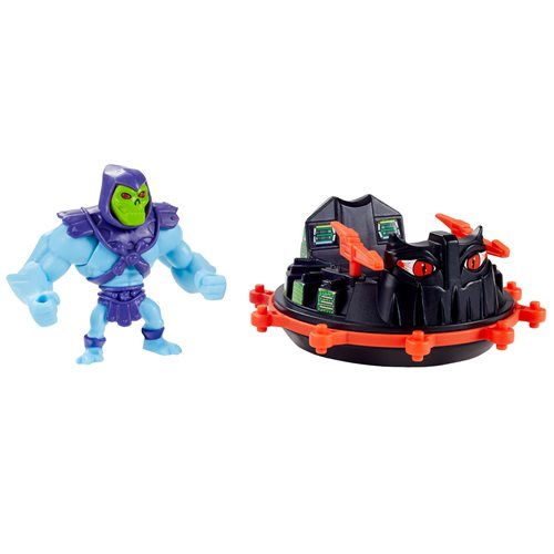Masters of the Universe Eternia Minis Skeletor and Roton Pack