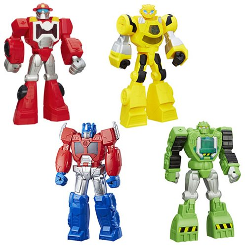 Transformers Rescue Bots Epic Figures Wave 5