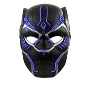 Black Panther Battle Light-Up Child Mask