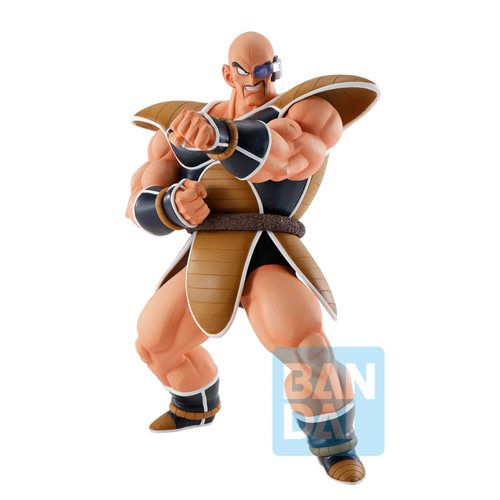 Dragon Ball Nappa World Tournament Super Battle Ichiban Statue