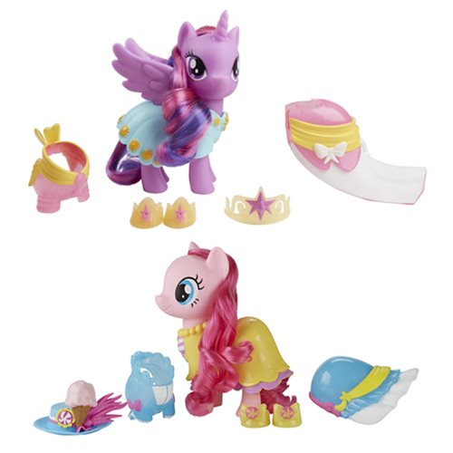 My Little Pony Snap-On Fashion Mini-Figures Wave 2 Case