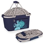 Cinderella Metro Basket Collapsible Cooler Tote Bag