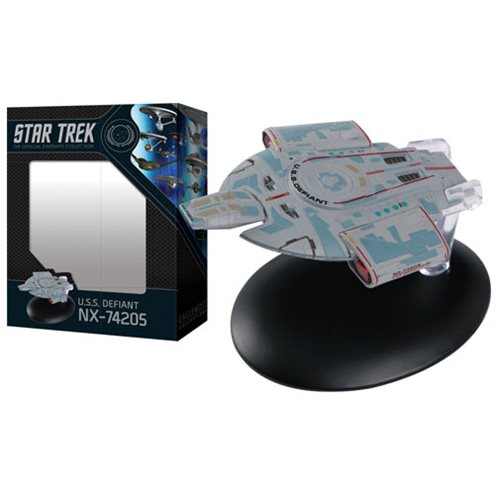 Star Trek Starships Best Of Figure #7 U.S.S. Defiant NX-74205 Vehicle