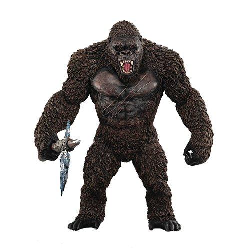 Godzilla vs Kong 2021 King Kong Ult. Article Monsters Figure