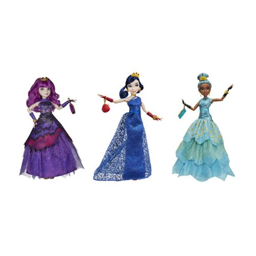 Disney Descendants Royal Yacht Dolls Wave 1