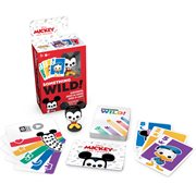 Mickey and Friends Something Wild Pop! Card Game - Deutsch / Espanol / Italiano Edition