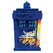 Doctor Who Pandorica Opens TARDIS 4 1/2-Inch Titans Vinyl Figure - Convention Exclusive