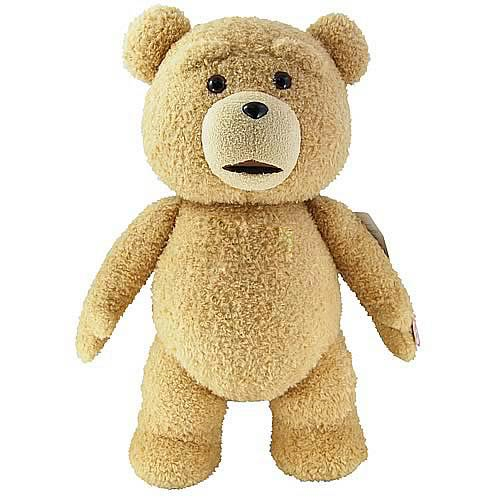 Ted 24-Inch Talking Plush Teddy Bear