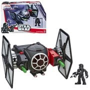 Star Wars Galactic Heroes First Order Special Forces TIE Fighter Vehicle, Not Mint