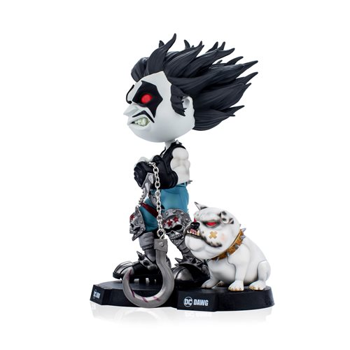 DC Comics Lobo and Dawg Mini Co. Vinyl Figure