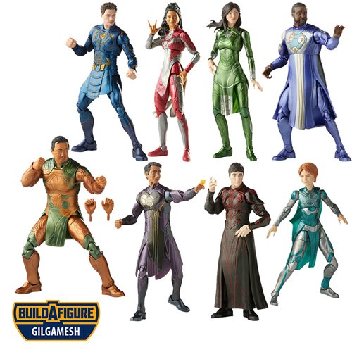 Eternals Marvel Legends 6-Inch Action Figures Wave 1 Case