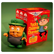 Yucky Children Charmer Cereal Killers Series Last Fat Breakfast by Ron English Designer Vinyl Figure