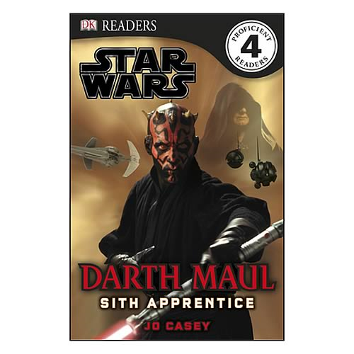 Star Wars Darth Maul Sith Apprentice Hardcover Book
