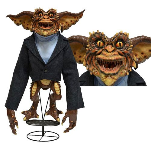 Gremlins 2 The New Batch Brain Gremlin Stunt Puppet Prop Replica