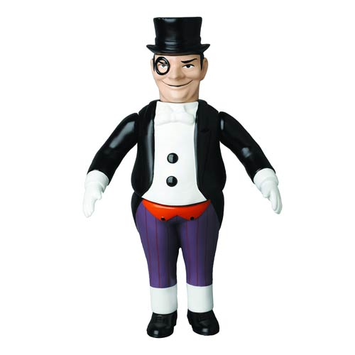 Batman Classic 1966 TV Series The Penguin Sofubi Vinyl Figure