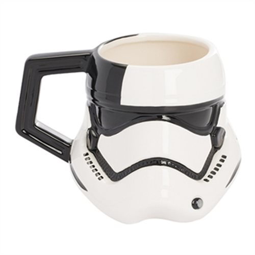 Star Wars: The Last Jedi First Order Executioner Sculpted Ceramic Mug