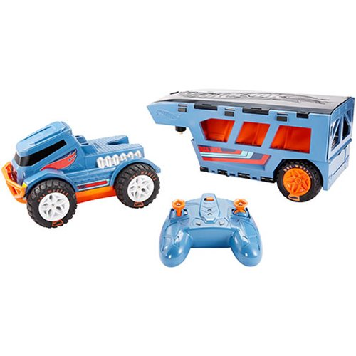 Hot Wheels Trick Truck Transforming Stunt Park R/C Vehicle
