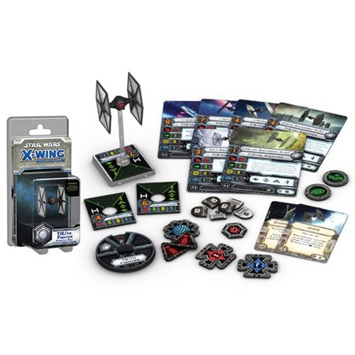 Star Wars: X-Wing Game First Order TIE Fighter Expansion Pack