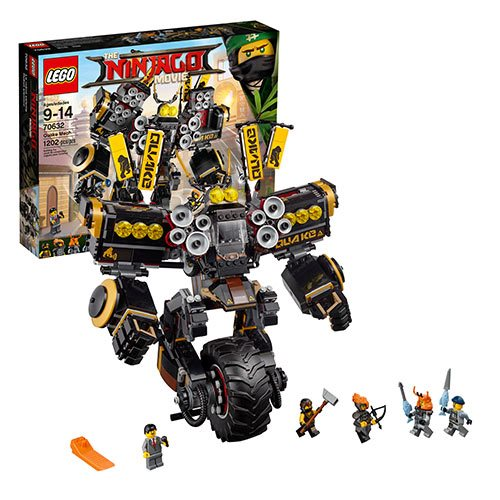 LEGO Ninjago Movie 70632 Quake Mech