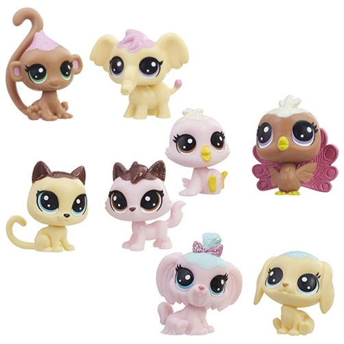 Littlest Pet Shop Frosting Frenzy BFFs Wave 1 Set