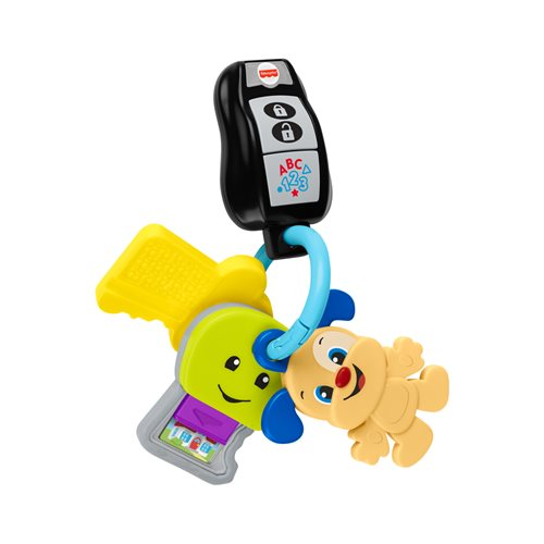 Fisher-Price Laugh & Learn Play and Go Keys