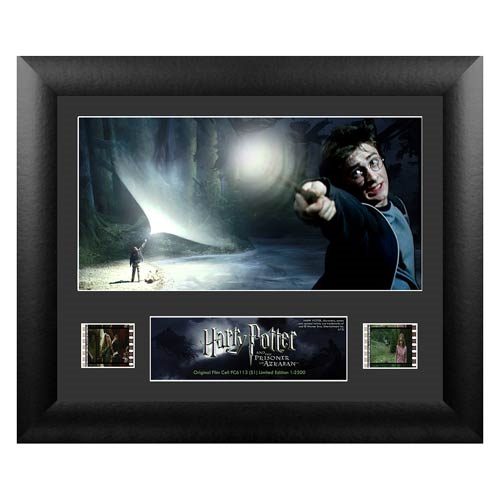 Harry Potter and the Prisoner of Azkaban Series 1 Single Film Cell