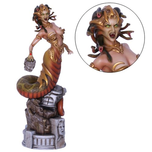 Fantasy Figure Gallery Greek Myth Collection Medusa by Wei Ho 1:6 Scale Resin Statue
