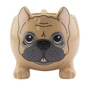 Frenchie Dog Shaped Mug
