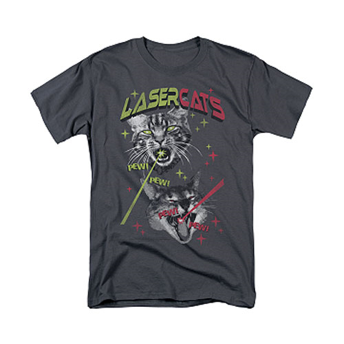 Saturday Night Live Laser Cats T-Shirt