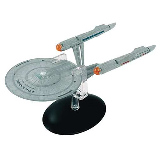 Star Trek: Discovery U.S.S. Enterprise NCC-1701 with Collector Magazine #12