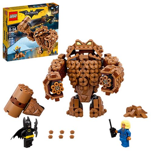 LEGO Batman Movie 70904 Clayface Splat Attack